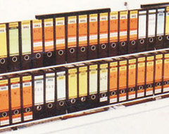 Space magnum : Plain Shelving Type Box Filling System
